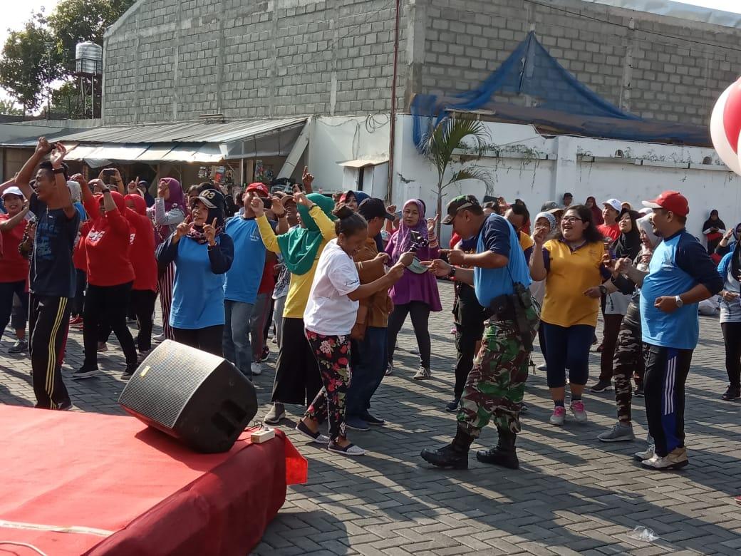 Family Day dan Peluncuran Penanda HUT KOTA YOGYAKARTA Ke - 263